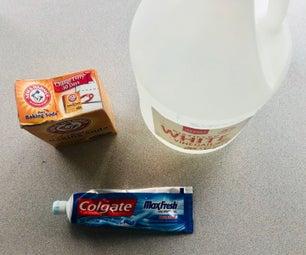 White Wall Toothpaste