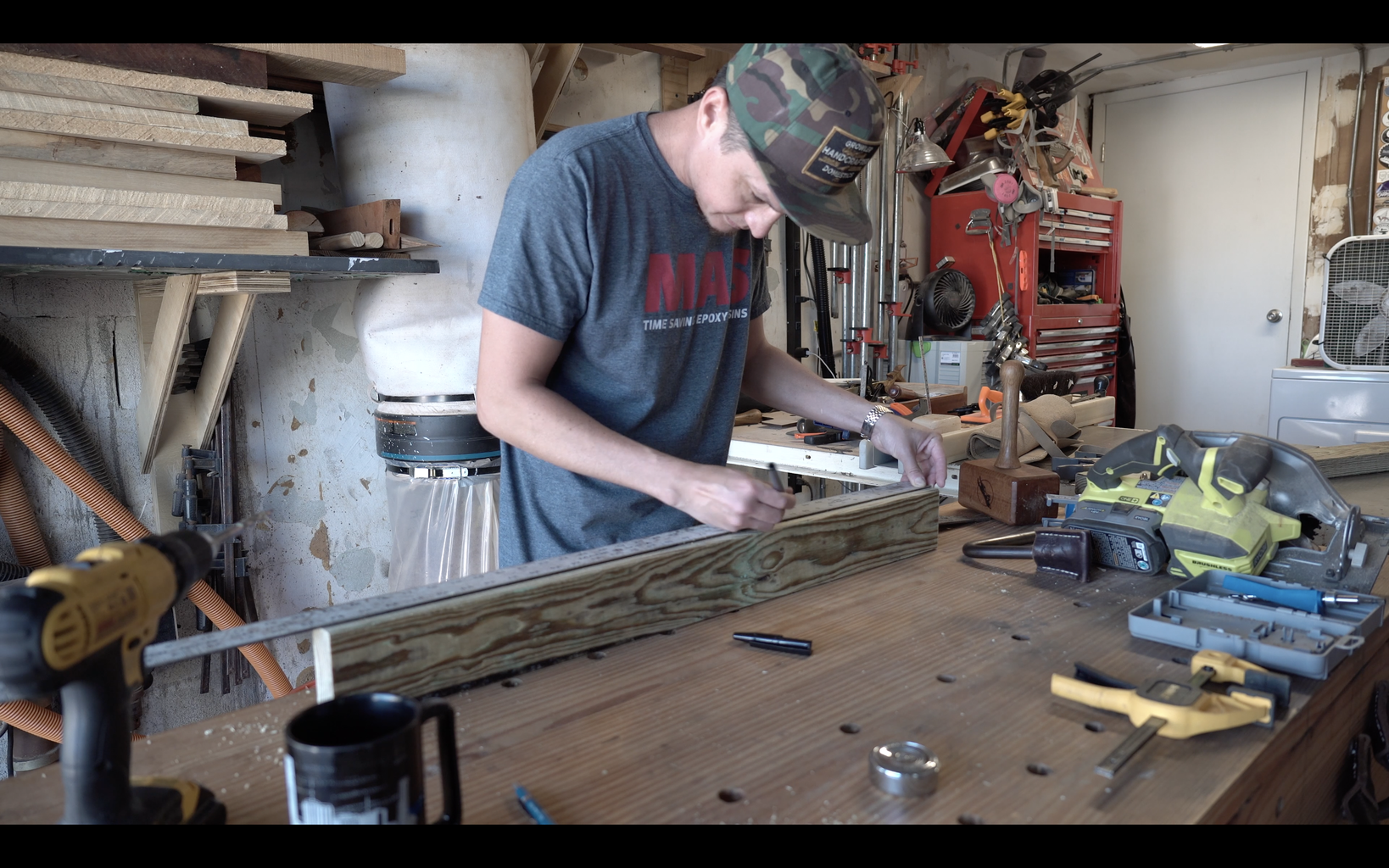 Cutting and Aligning the Ledgers