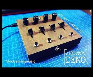 DIY USB Midi Controller With Arduino: a Beginner's Guide