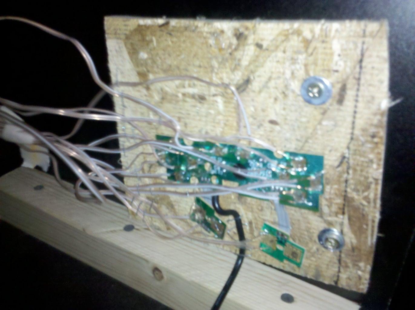 Button Wiring: