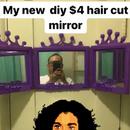 Self Hair Cut Mirror