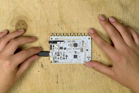 Plug in Your Touch Board