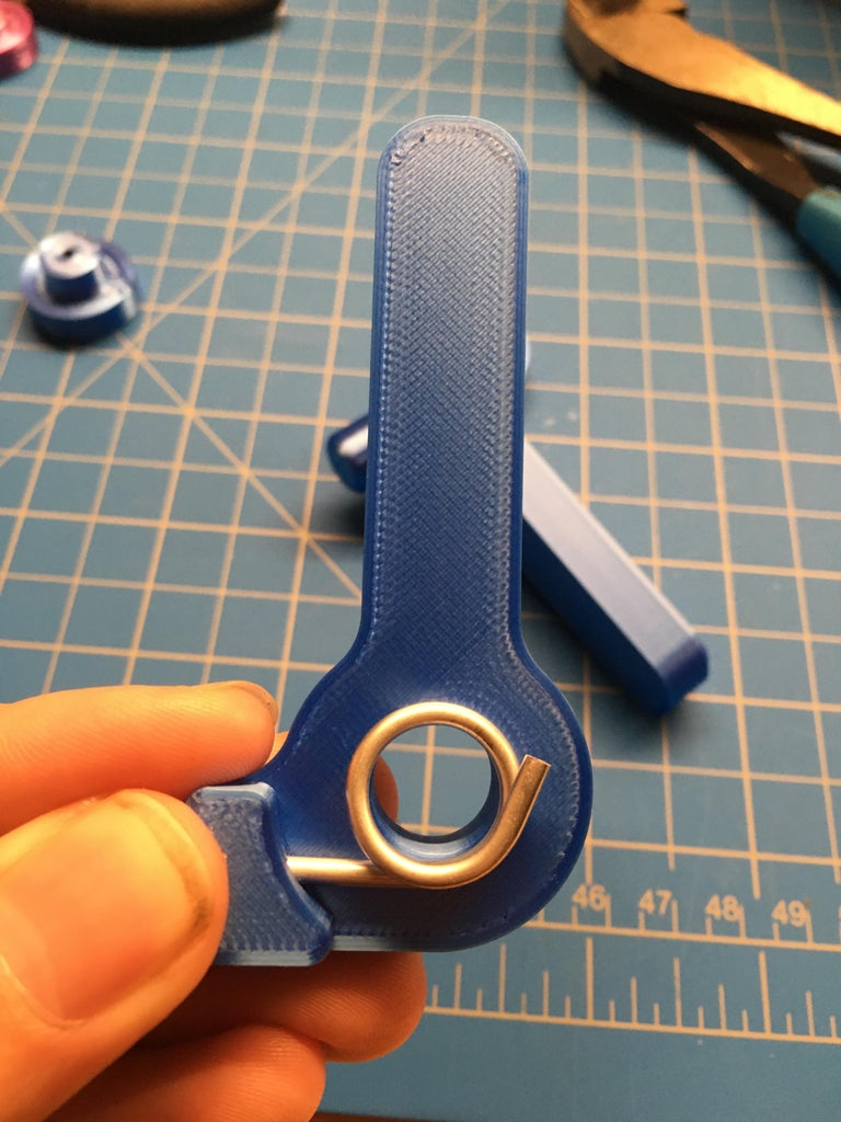 Final Bending and Cutting