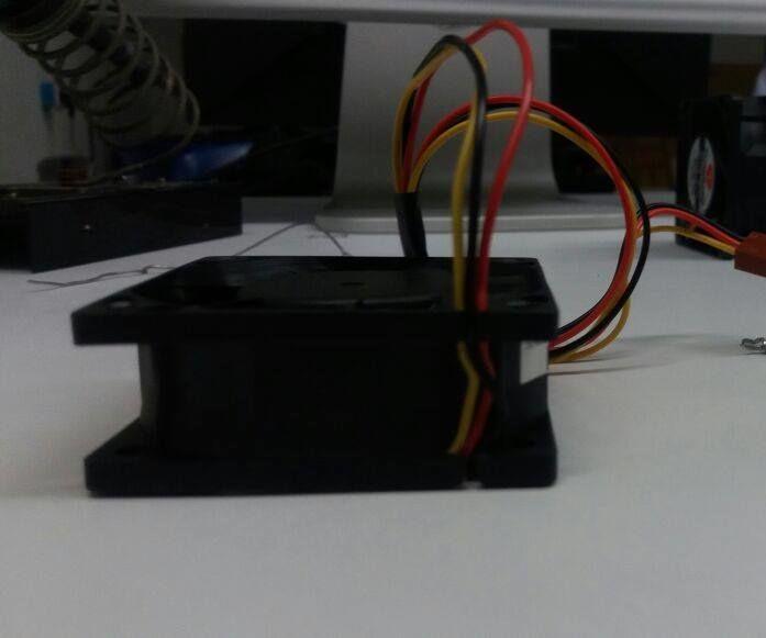 Sistema De Viento Con Arduino