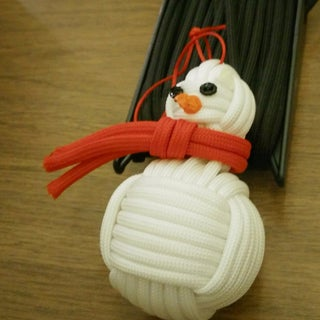 Knot Your Ordinary Snowman