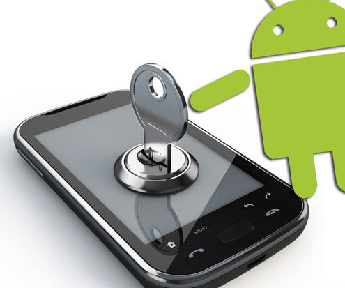 How to unlock Android Password or pattern