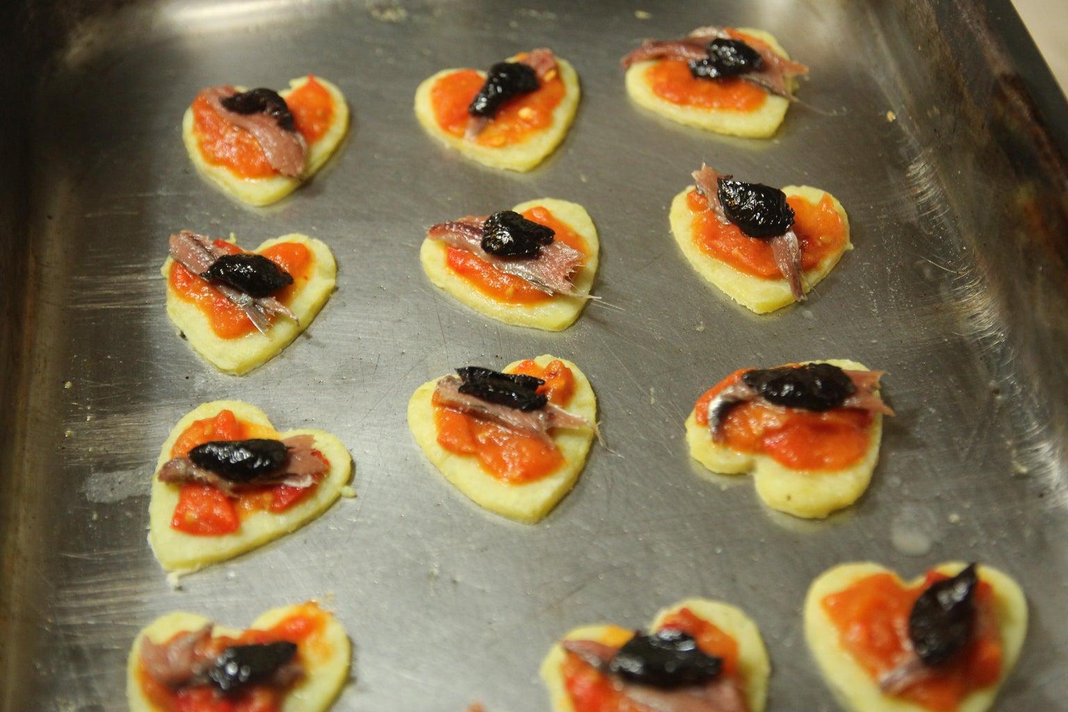 Preparing the Flavours -  Open Mazagran