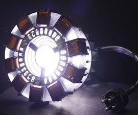 Easy MK1 Arc Reactor Replica (From Iron Man Movie)