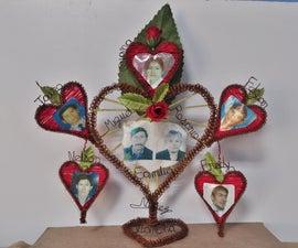 Family Tree of Hearts -Árbol Familiar