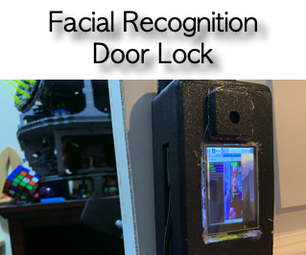 Facial Recognition Door Lock