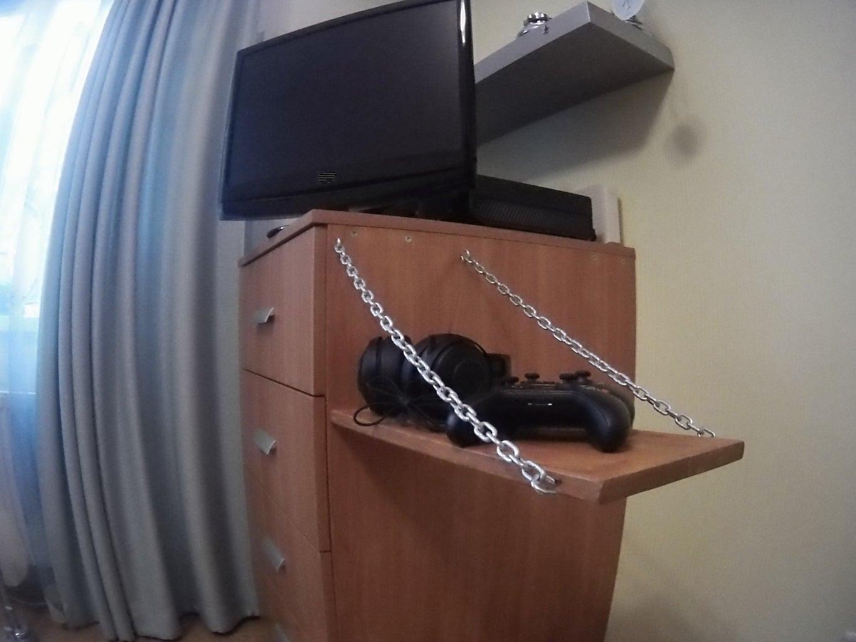 Shelf/Mini Bridge for a Speaker or Something Else