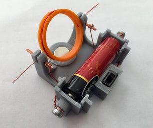 3D Printed Electric Motor
