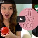 Frozen Yogurt DIY