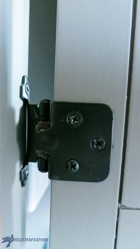 Install Hinges and Mount Door