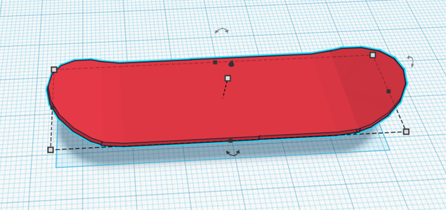 The First Step of Making Cool Skateboard
