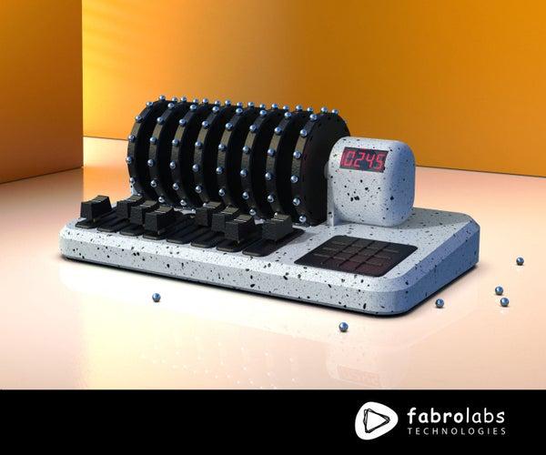MesoTune - Magnetic MIDI Controller