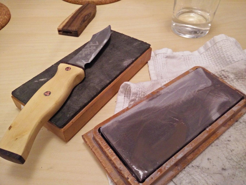 Blade Polishing and Sharpening