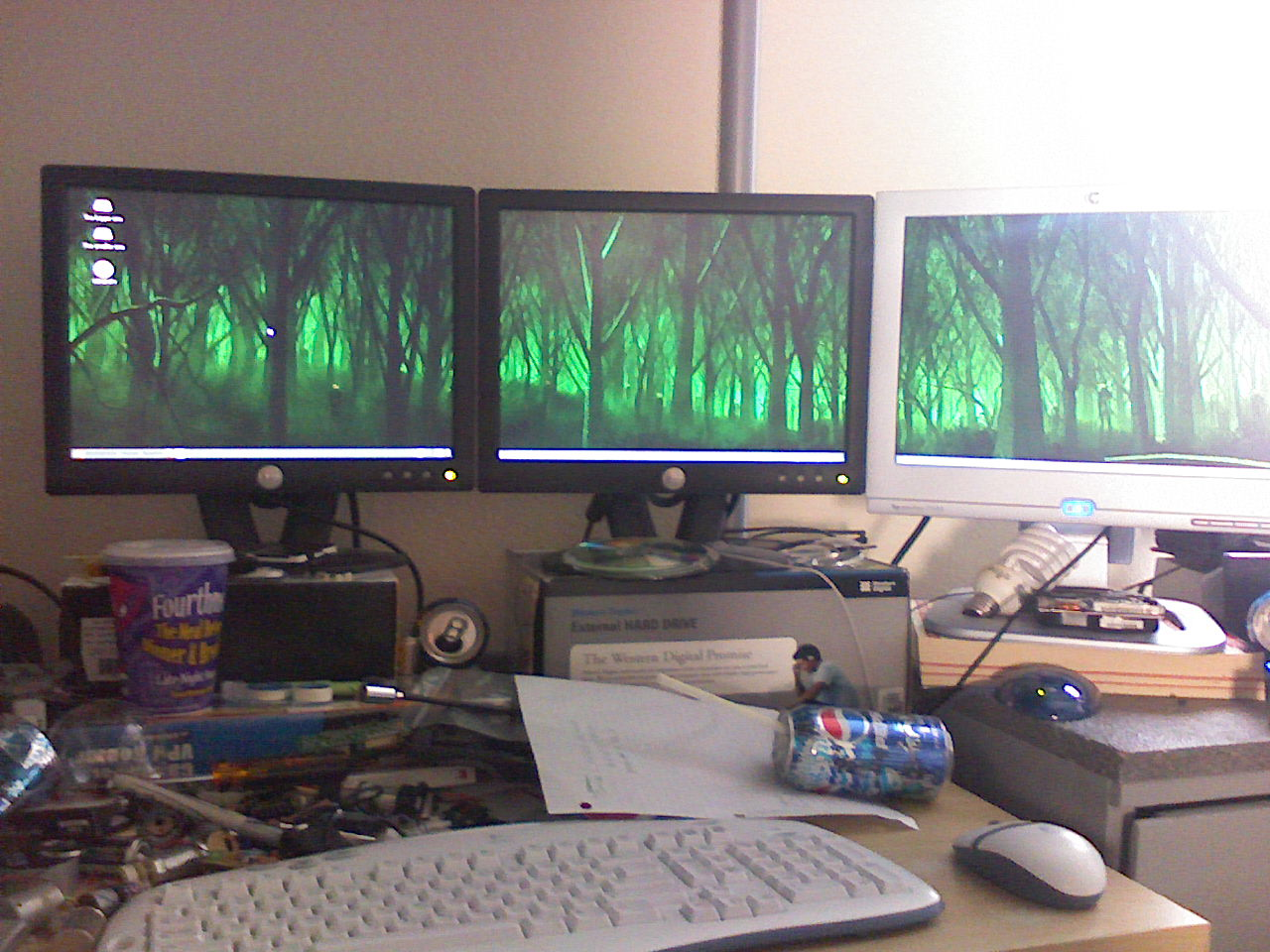How To Set Up Multiple Monitors In Linux 6 Steps Instructables