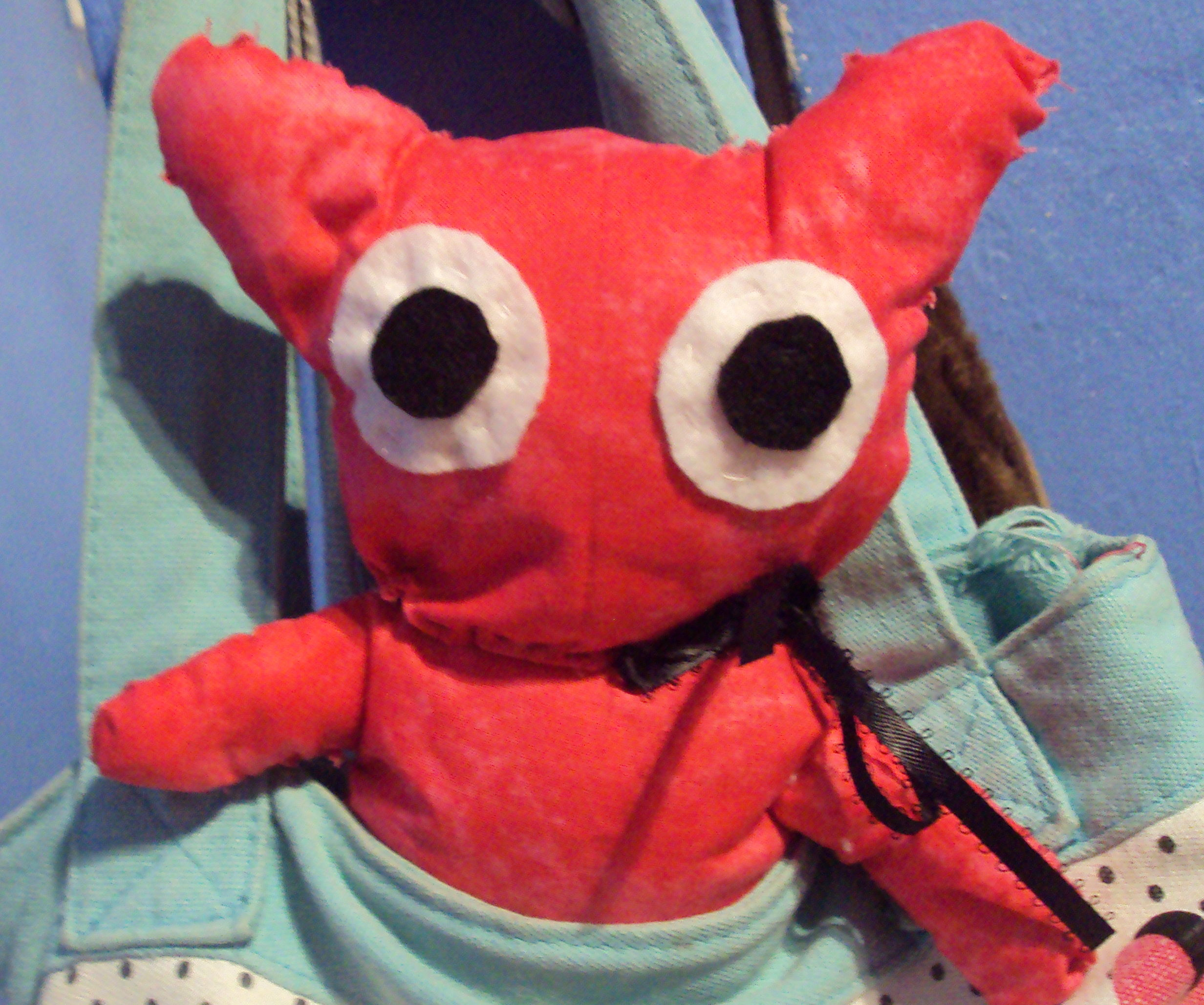How to make your own Cat Plushie
