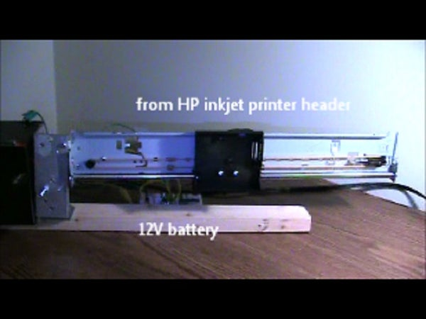 Make a Super Cheap 3D Printer Using Recycled Parts