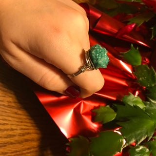How to Make a Simple Wire Wrapped Ring