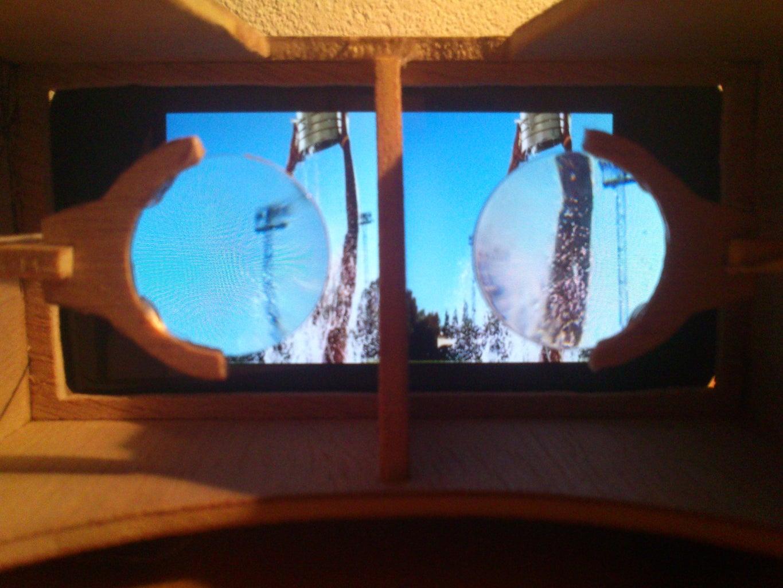 Games - Techdemos - 3D SBS Trailer