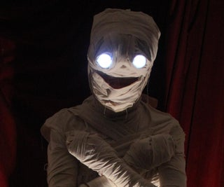 The Mummy - Simple But Scary!