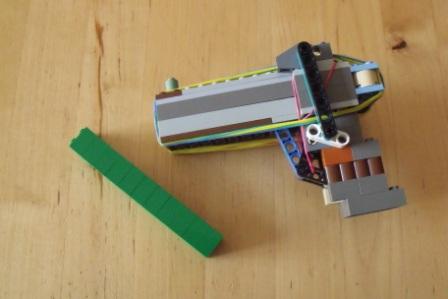 Lego Pistol