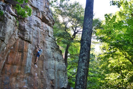 How to Get Into Rock Climbing