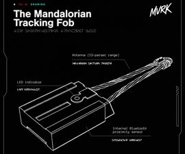 MVRK's Mandalorian Tracking Fob