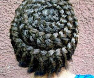 Spiral Braid Tutorial