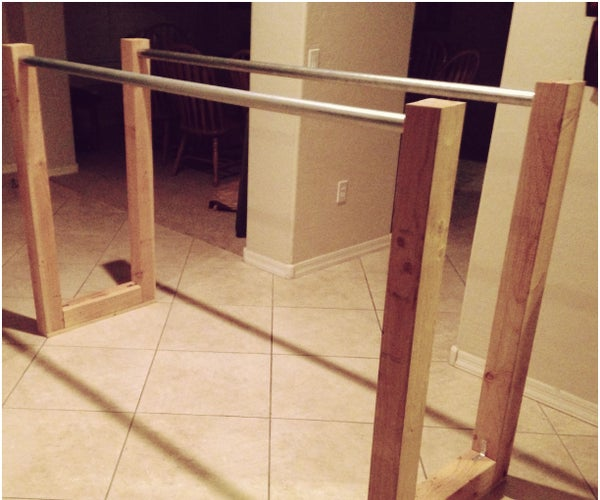 Parallel Bars for Calisthenics and Body Weight Exercise