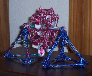 Origami Ferris Wheel