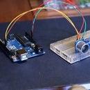 Ultrasonic Sensor Range Finder