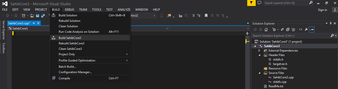 Compiling With Your IDE