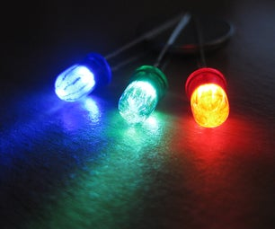 Make Your Own Colored LEDs