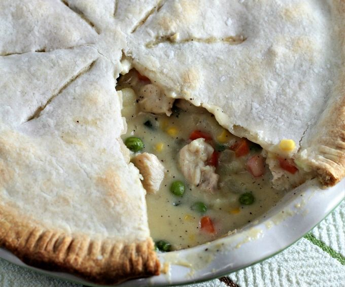 Mindy's Chicken Pot Pie
