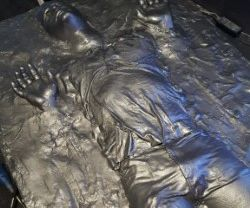 How to Freeze Yourself in Carbonite