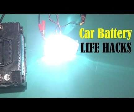 5 Car Battery Life Hacks