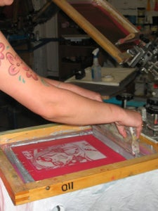 How to Silk Screen