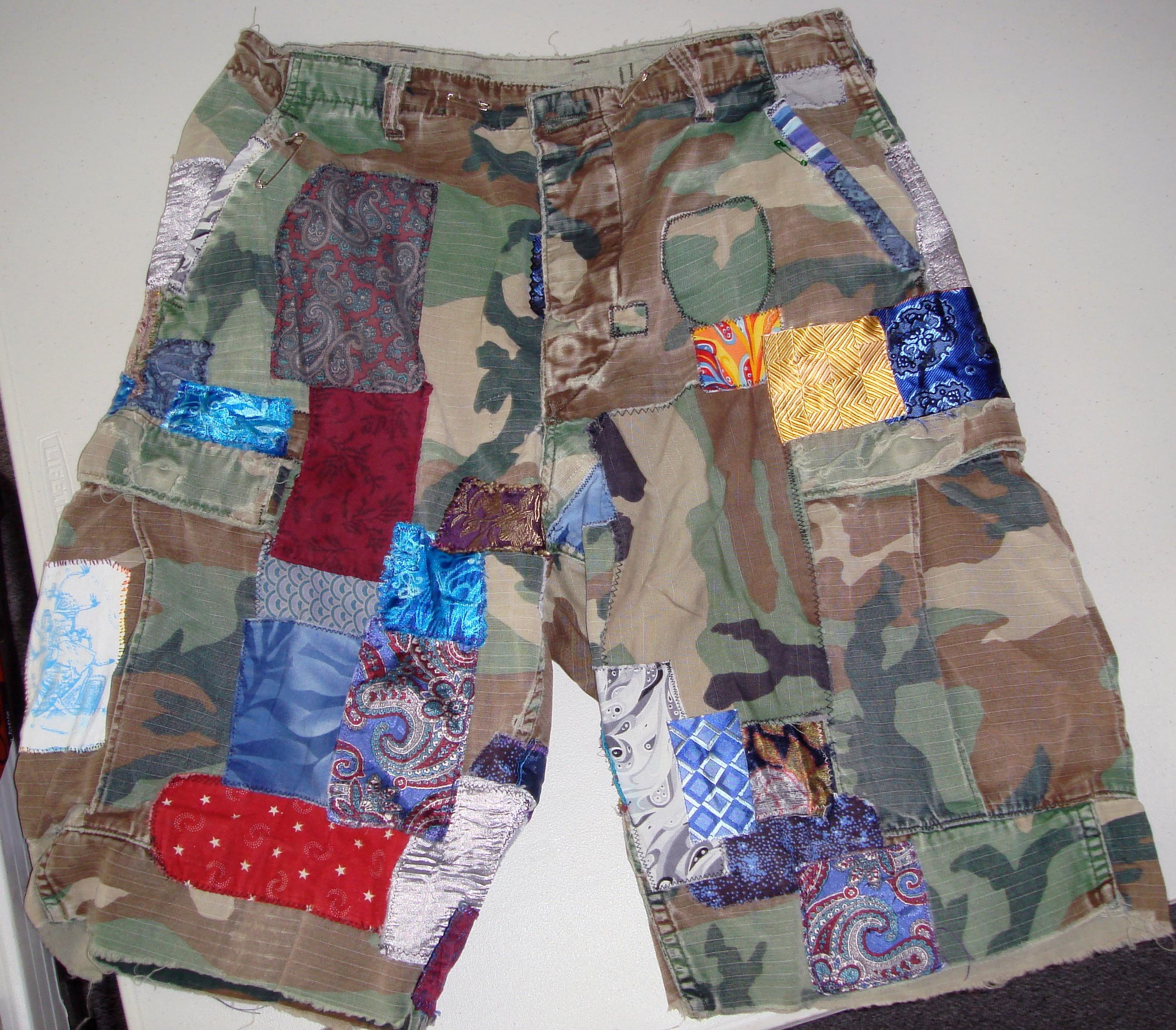 How To Patch Your Clothes 6 Steps With Pictures Instructables