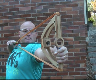 How to Make a Zombie Slaying Arrow Shooting Slingbow