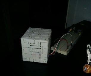 ESP8266 WiFi Notification Lamp