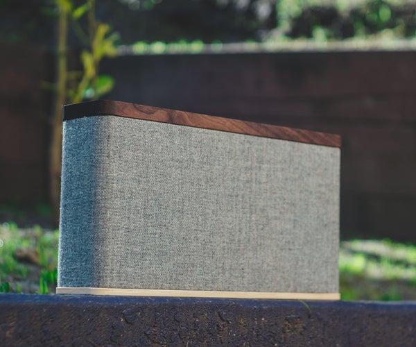 PUMBAA - Portable Bluetooth Speaker