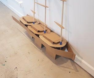 Protei Cardboard Model