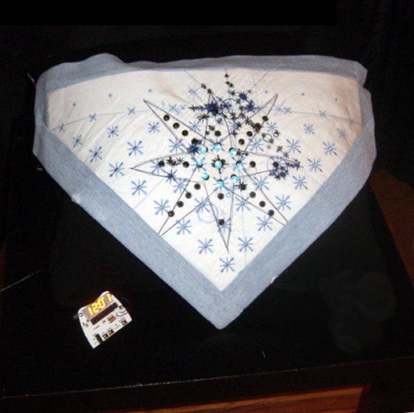 Smart Pillow... How to Make an Alarm Clock Pillow