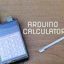 Arduino Controlled Touchscreen Calculator