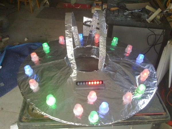 UFO Halloween Costume