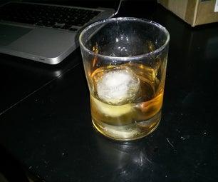Easy Large Sized Whiskey Ice Cubes