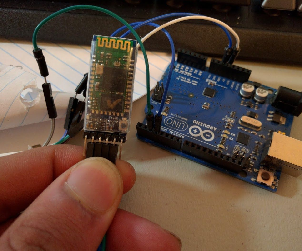 How to Set Up and Test Arduino Bluetooth Connection